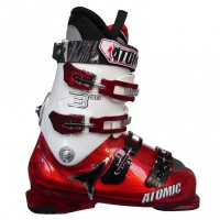Kalnų slidžių batai Atomic B 90 red/white