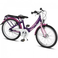 """Dviratis 20"""" Puky Skyride Light 20-3 violetinė"""