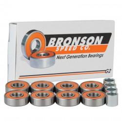 Bronson Speed Co. 8 Bearing G2 guoliai