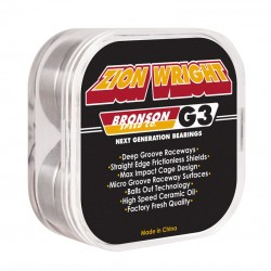 Bronson Zion Wright Pro G3 Guoliai