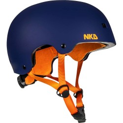 Šalmas NKD Navy/Orange