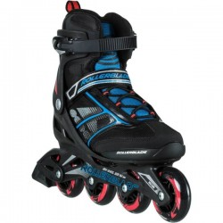 Rollerblade Bravo Black/Blue