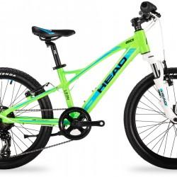 Vaikiškas dviratis Head Green