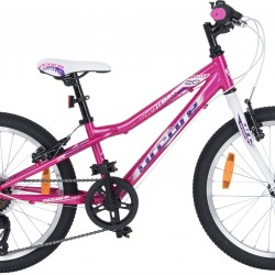 Vaikiškas dviratis Pink Temper