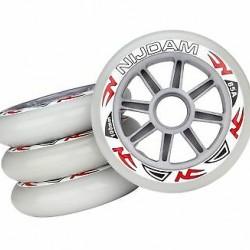 Ratukai NIJDAM wheels XL 100x24mm