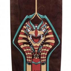 Longboardas Egypt Brown/Red