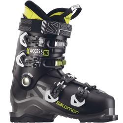 Kalnų slidžių batai Salomon X Access 80 Black / Anthracite / Acid Green