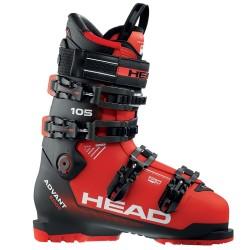 Kalnų slidžių batai Head Advant Edge 105 Red / Black