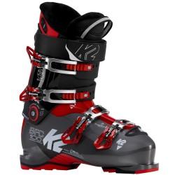 Kalnų slidžių batai K2 BFC Walk 100 Heat Black / Red