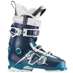 Kalnų slidžių batai QST Pro 90 W Salomon Petrol Blue / Aqua Blue