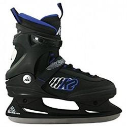 Pačiūžos K2 ice  vyriškos  black/blue