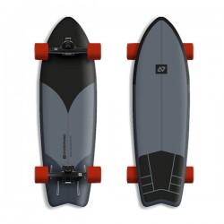 HYDROPONIC Surf Black kruizeris