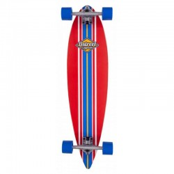 Longboardas D-Street Tropical 35″ RED