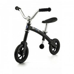 G-bike chopper juodas