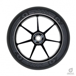 District Scooters Dual Width Black/Grey 120mmx28mm