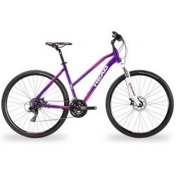 Dviratis Head Cali 28 violetinis