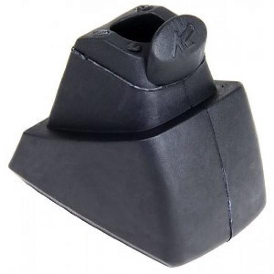 Stabdžiai riedučiams K2 juodas