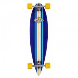 Longboardas D-Street Tropical 35″ BLUE