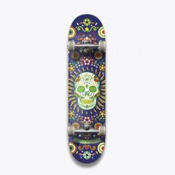 HYDROPONIC Mexican Skull NAVY riedlentė