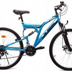 "Olpran Laser Disc 26"" dviratis Mėlynas"