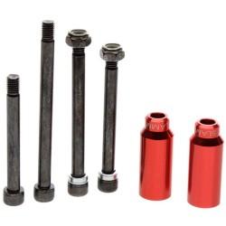 Slamm Cylinder Raudoni Pegai
