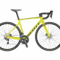 """Plentinis dviratis 28"""" Scott geltonas"""