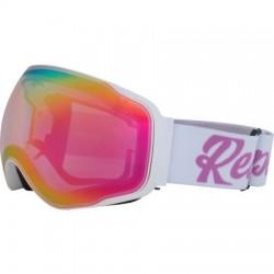 Moteriški slidinėjimo akiniai Pink/white