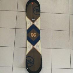 Snieglentė Rossignol EXP 120cm dėvėta