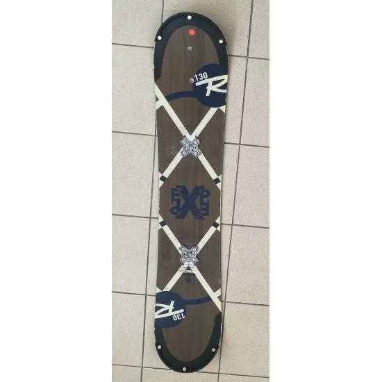 Snieglentė Rossignol EXP 130cm dėvėta