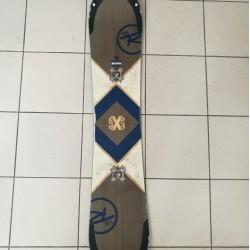 Snieglentė Rossignol EXP 135cm dėvėta