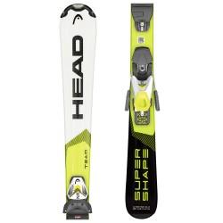Slidės Head SUPERSHAPE TEAM SLR PRO + SLR 7.5