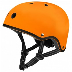 Šalmas Micro oranžinis